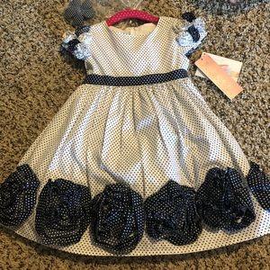 Biscotti Toddler Dress 2T